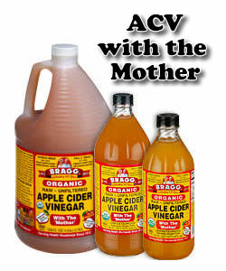 Organic Bragg ACV With The Mother