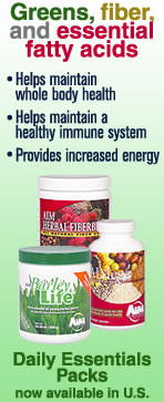 AIM daily essentials immune booster