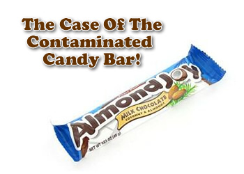 Do I Have Round Worms From Eating A Contaminated Candy Bar?