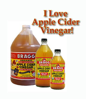 Bragg's Apple Cider Vinegar - Raw and Organic ACV