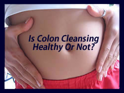 Is colon cleansing health