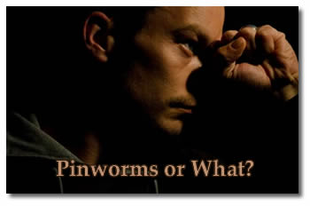 Is This Pinworms Or What?