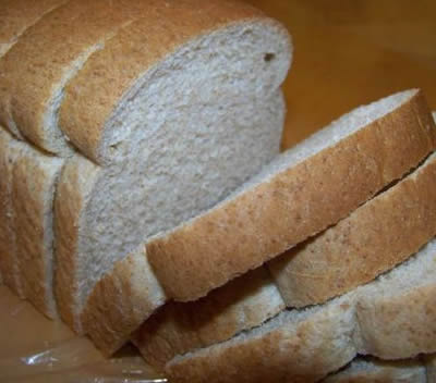 Wheat Bread (in moderation, of course)