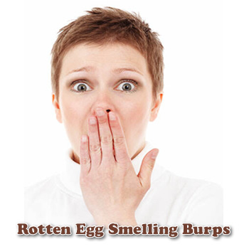 How Can You Get Rid Of Rotten Egg Smelling Burps?