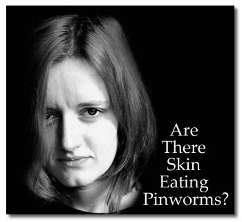 Do Pinworms Cause Lesions?