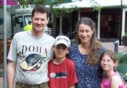 Craig and Kate Riedel family
