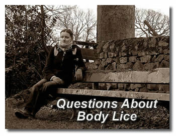 How Do You Get Rid Of Body Lice?