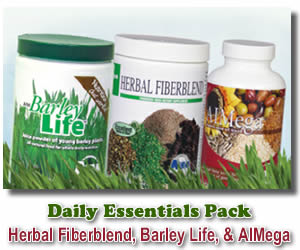 My Essentials For Good Health